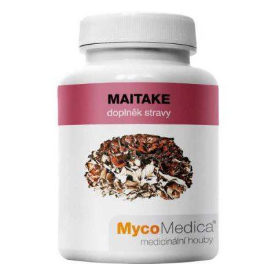 Maitake, Grifola Frondosa, Trsovnica lupeňovitá, metabolický syndróm, regulácia hmotnosti,