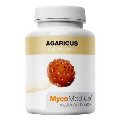 Agaricus, Ji Song Rong, Himematsutake, reguluje metabolizmus lipidov, zvýšený cholesterol,