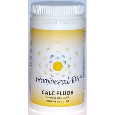 Calc Fluor - CALCAREA FLUORICA