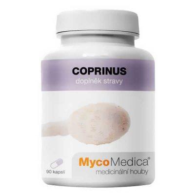 Coprinus, coprinus comatus, Hnojník obyčajný, hladinu cukru,