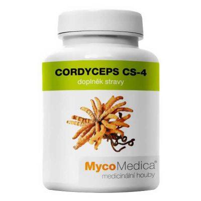 Cordyceps CS-4, dong chong xia cao, únavový syndróm, sexuálne dysfunkcie, nádorové ochorenia,