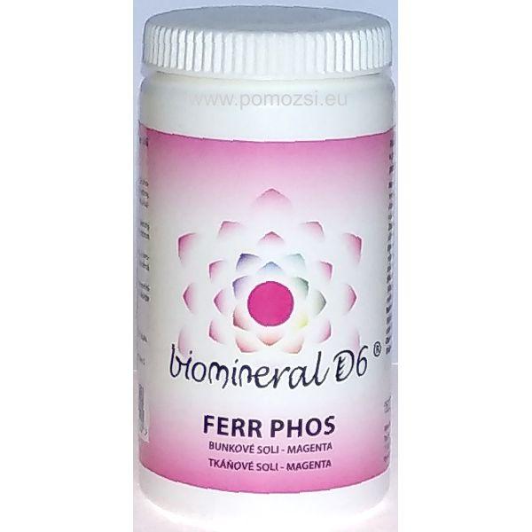 Ferr Phos – FERRUM PHOSPHORICUM