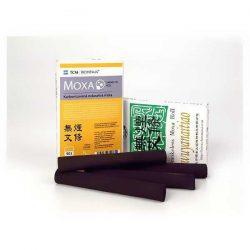 Karbonizovaná nedymiaca moxa – cigara – SMOKELESS MOXA ROLL – 903