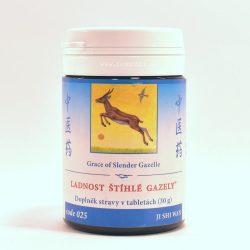 Ladnosť štíhlej gazely – JI SHI WAN – 025H-mod