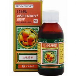 Mišpuľníkový sirup – CHUAN BEI PI PA LU – 300