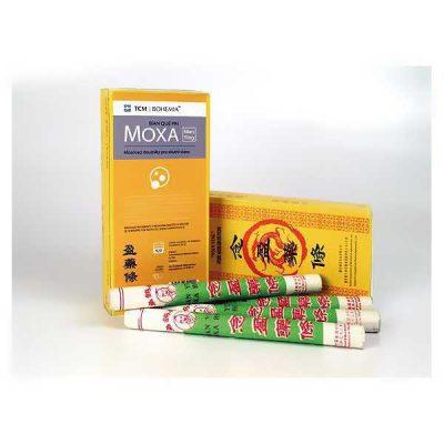 Moxovacie cigary pre akútne stavy