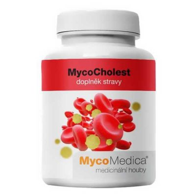 MycoCholest, červená fermentovaná ryža, úprava cholesterolu, posilnenie organizmu,