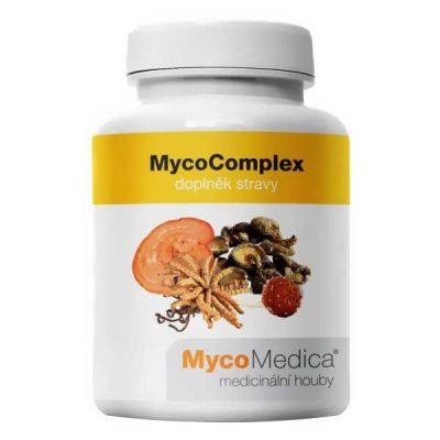 MycoComplex, stresová záťaž, posilnenie pri chemoterapii, časté infekčné ochorenia, kožné problémy,