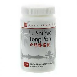 Odolnosť kamenného stĺporadia – LU SHI YAO TONG PIAN – 213pB