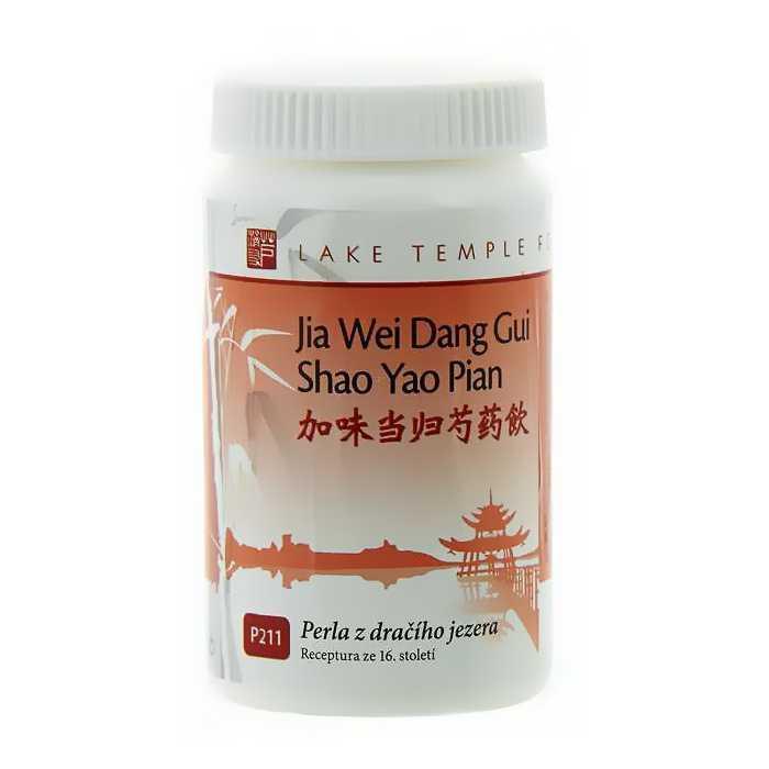 Perla z dračieho jazera, Jia Wei Dang Gui Shao Yao Pian