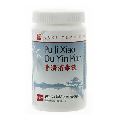 Pilulka bieleho zámotku, Pu Ji Xiao Du Yin Pian