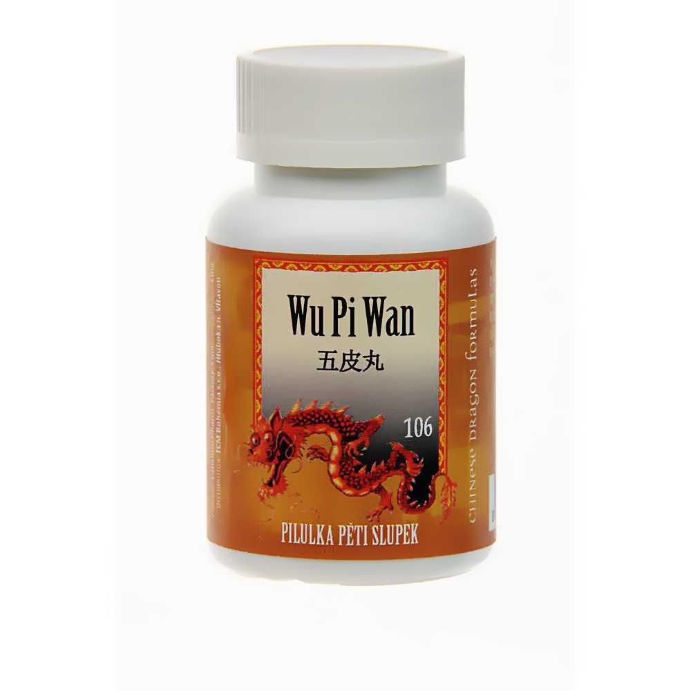 Pilulka piatich šupiek – WU PI WAN – 106B