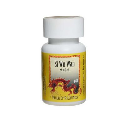 Pilulka štyroch šľachtičien, Si Wu Wan