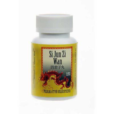 Pilulka štyroch ušľachtilých, Si Jun Zi Wan
