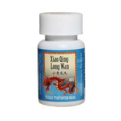 Pilulka tyrkysového draka – XIAO QING LONG WAN – 001B