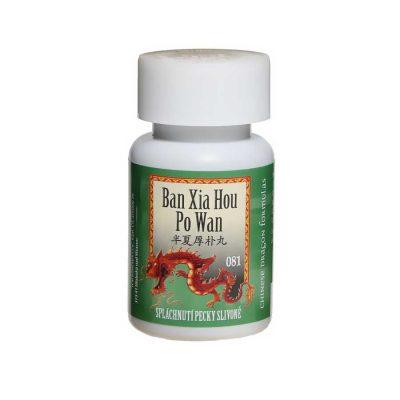 Spláchnutie slivkovej kôstky, Ban Xia Hou Po Wan