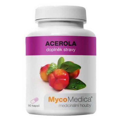 Acerola - Brazílska čerešňa