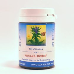 Pilulka horca – Long Dan Xie Gan Wan – 014H-mod