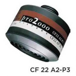 Ochranný protiplynový filter – CF22 A2-P3