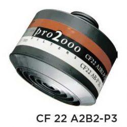 Ochranný protiplynový filter – CF22 A2B2-P3