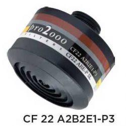 Ochranný protiplynový filter – CF22 A2B2E1-P3