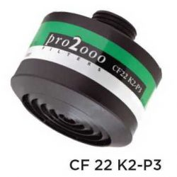 Ochranný protiplynový filter – CF22 K2-P3