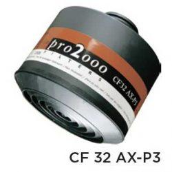 Ochranný protiplynový filter – CF32 AX-P3