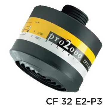 Ochranný protiplynový filter – CF32 E2-P3