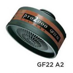 Ochranný protiplynový filter – GF22 A2
