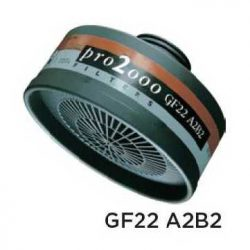 Ochranný protiplynový filter – GF22 A2B2
