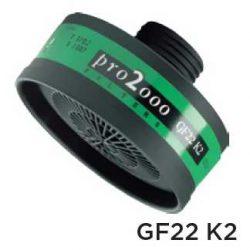 Ochranný protiplynový filter – GF22 K2