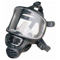 Celotvárové ochranné protiplynové masky