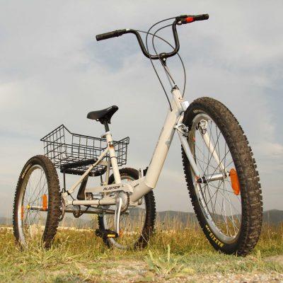 Tricykel 3R - terénny